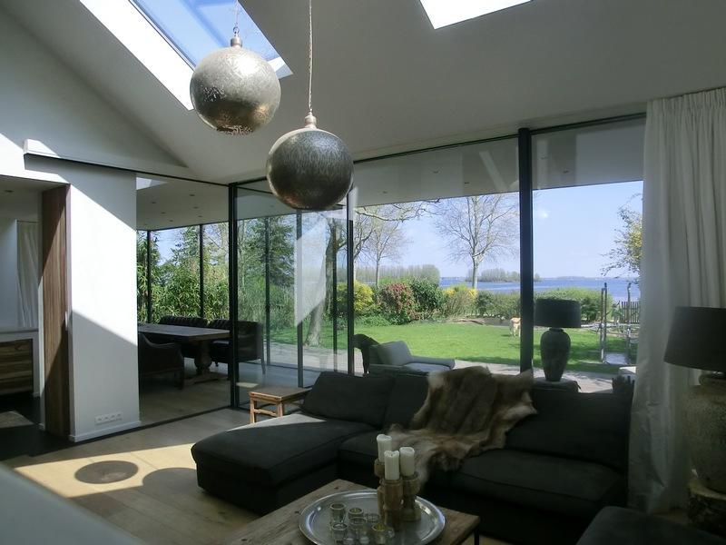Glazen Aanbouw Keuken : Troost en Rutjes INTERIEUR: Troost en Rutjes Architecten